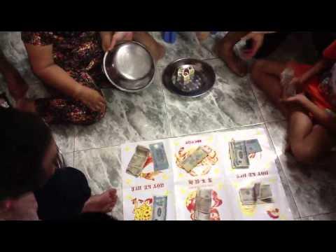 Tet Nham Thin 2012 - Mung 3 - Bau cua ca cop - tap 2