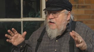 George RR Martin Teases Crazy Winds of Winter Plot Twist