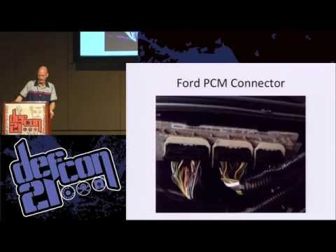 Defcon 21 - Adventures in Automotive Networks and Control Units