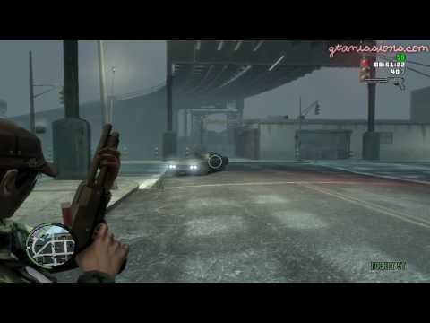 GTA IV - PC - Custom Game Mode: Zombie Rush!