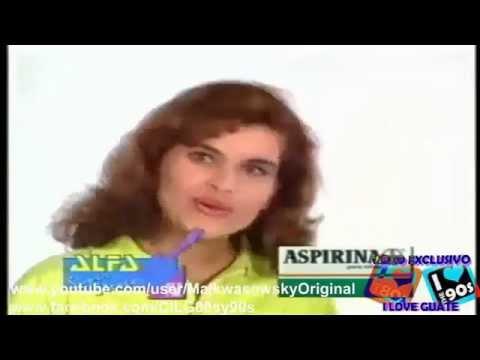 Anuncio Radio Alfa Y Aspirina para niños 90s (Es mi