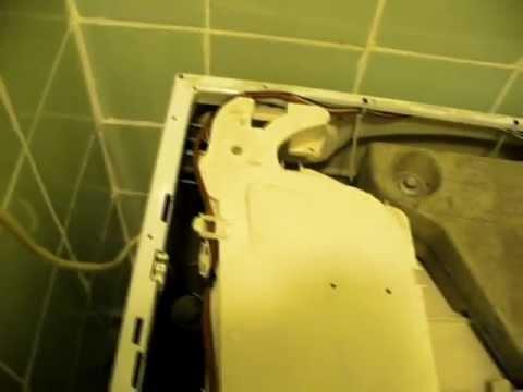 Ремонт стиральной машины  своими руками, легко. Устранение протечки воды.