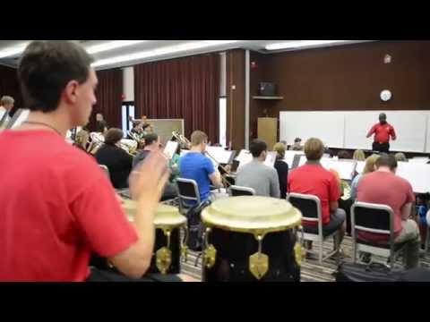 Student Spotlight: Kevin Scales, YSU Graduate Student in Music