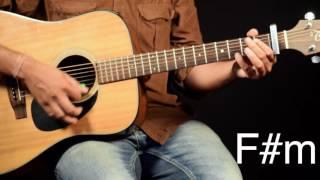 Ikk Kudi - Udta Punjab | Full Song | Guitar Lesson | Cover | Algorythm | Full HD