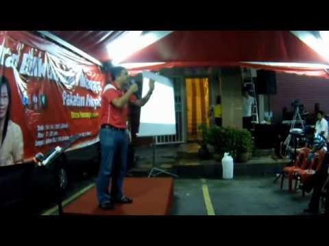 MCA Chua Soi Lek Mr Yes Man To UMNO Ng Sze Han – GE13 Part 6