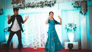 Hawa Hawa Song Dance Choreography #hindi#keralawedding#wedding dance#malu