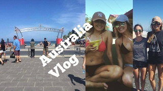Australia Vlog, Follow me around|| Shannon Middlemiss
