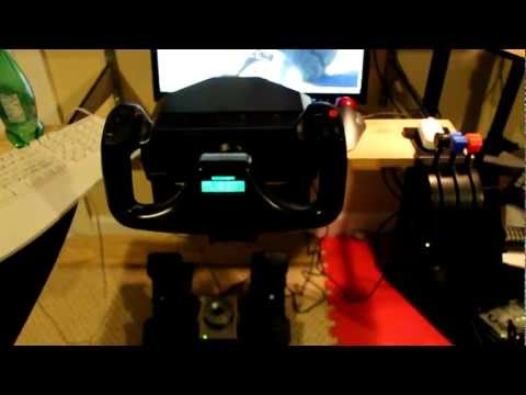 Saitek Pro Flight Yoke System Review