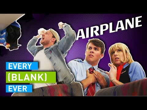 EVERY AIRPLANE EVER