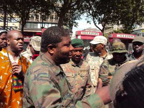 3/4 Les Combattants contre Vital Kamerhe et Ne Mwanda Nsemi et Dibundu-Di-Kongo
