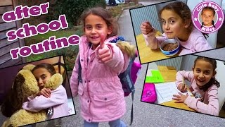MILEYS AFTER SCHOOL ABENDROUTINE | CuteBabyMiley