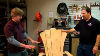 Building the Outdoor Chair Prototype
