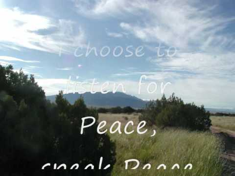 I Am Peaceful video