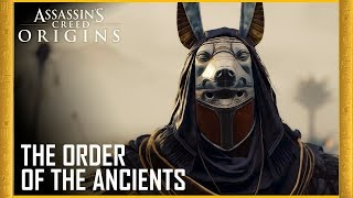 Assassin's Creed Origins: Order of the Ancients | Trailer | Ubisoft [US]