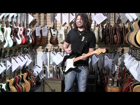 Return of PHIL X: Guitar NINJA! 1969 Fender Stratocaster 01264