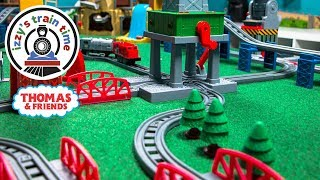 Thomas and Friends WACKMASTER TRACK | Fun Toy Trains for Kids | Thomas Train with Power Rails