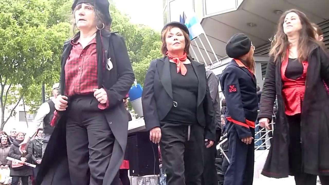 """Chants Canebière Dimanche 30/04/17 """"El kabaret Iam épique époque"""""""