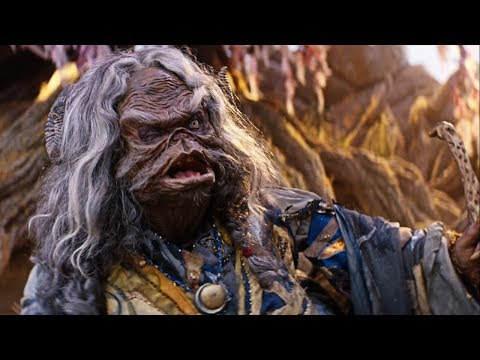 Aughra Hears Song of Thra | The Dark Crystal: Age of Resistance
