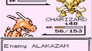 Pokémon Red/Blue - Final Rival Battle