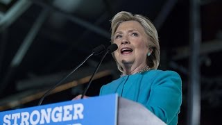 Watch Hillary Clinton Concede the U.S. Election After Trump's Win (FULL SPEECH)