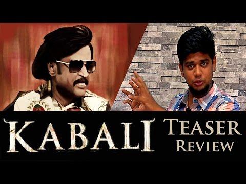 KABALI Teaser Review | Rajinikanth | Pa Ranjith | Thanu