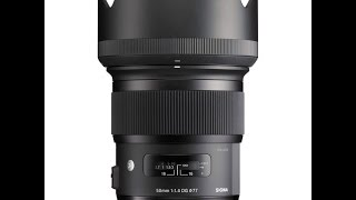Sigma 50mm f/1.4 DG HSM Art Lens İncelemesi