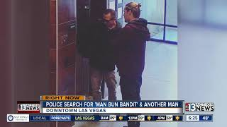 Photo of man bun thief goes viral