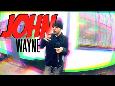#StreetHeat - John Wayne [@JohnnyLaLaLa] | Link Up TV