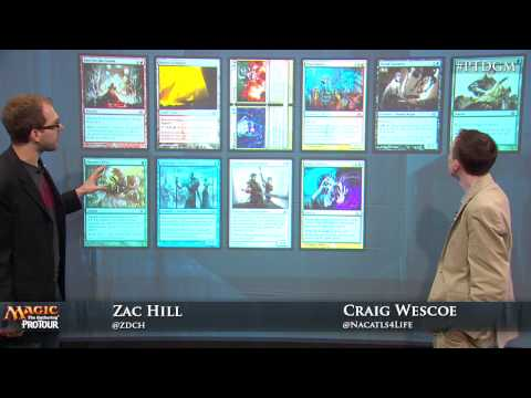 Pro Tour Dragon's Maze - Draft Tech with Craig Wescoe