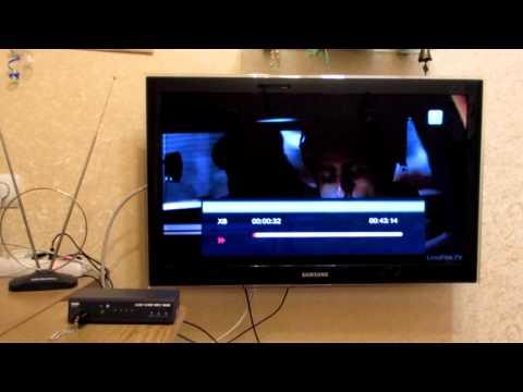 Bbk dvb-t2 антенна своими руками