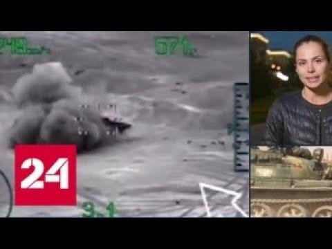 За наступлением боевиков Джебхат ан-Нусры стоят американские спецслужбы - Россия 24