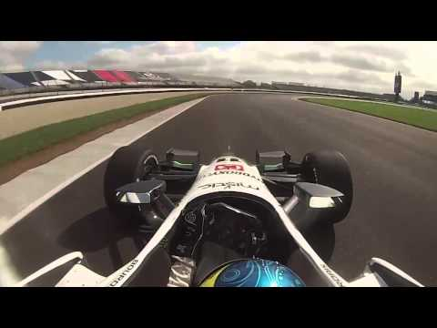 INDYCAR In-Car Theater: Sebastien Bourdais - Grand Prix Of Indianapolis Test