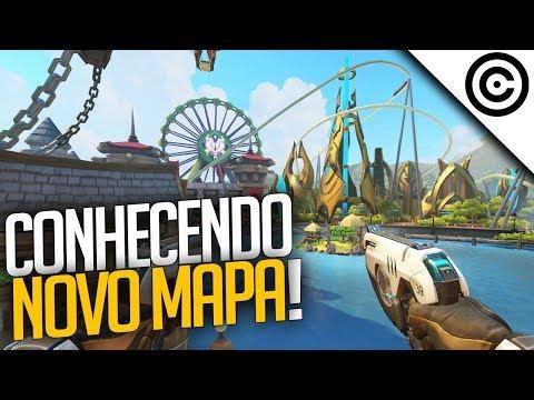 Overwatch - Novo mapa Blizzard World disponível no servidor de teste!