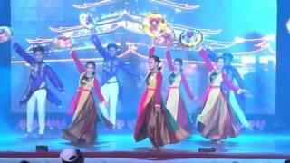 SBD 55 - Lê Hồng Phượng - Múa Mâm vàng phương Nam