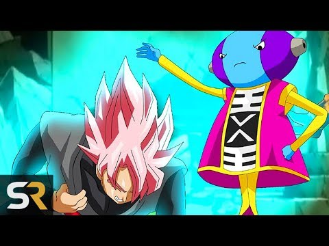 The 25 Most Powerful Dragon Ball Super Characters