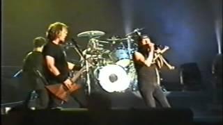 Watch Metallica Mercyful Fate medley video