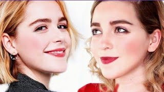 Kiernan Shipka (Sabrina Spellman) Makeup Transformation Tutorial