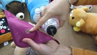 Cách sử dụng túi sưởi đa năng - Huyền Trần Kids Plus