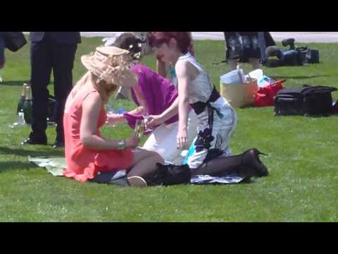 What the Butler Saw: Eliza shoot for Newbury races new Butler service for Ladies who race