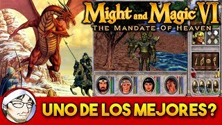 MIGHT & MAGIC VI: THE MANDATE OF HEAVEN ► Un Juego de Rol Inmenso! │ Retro PC RPG Review en Español