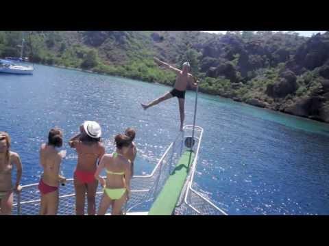 Отель на острове турция в эгейском море
