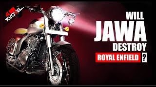 1 Million Views  |  Will JAWA Destroy Royal Enfield ? *In HINDI* | 41NM TORQUE