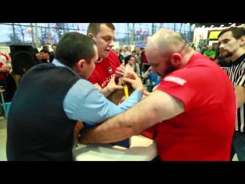 Антон МИНАЕВ vs Имир АГАШИРИНОВ кат.110 кг (16.11.14) ФИНАЛ