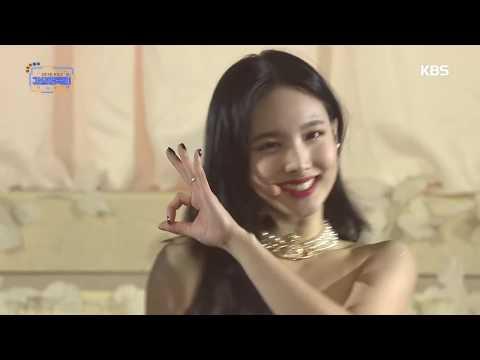 KBS가요대축제 - 트와이스 - Yes or Yes + Dance the night away 20181228