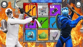HARDCORE BINGO - Fortnite