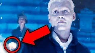 Fantastic Beasts CRIMES OF GRINDELWALD Trailer Breakdown! HARRY POTTER Easter Eggs Revealed! #SDCC