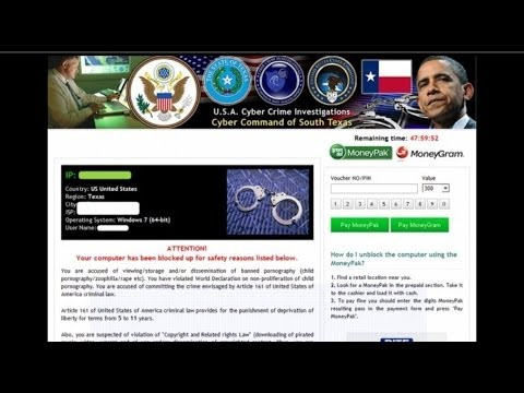 How to remove U.S.A. Cyber Crime Investigations virus (Manual removal Guide)