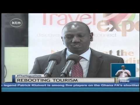 Rebooting Tourism: 4th magical Kenya travel expo underway to help tourism regain its feet