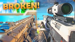 8 of the Most BROKEN Weapons In COD History