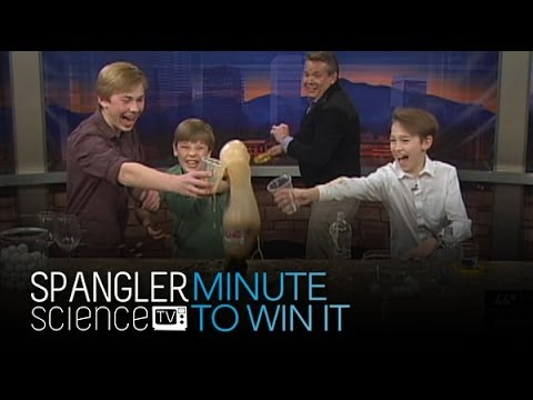Minute To Win It - Cool Science Experiment video